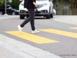 Unfall Sargans SG: Fussgängerin zu Boden geschleudert