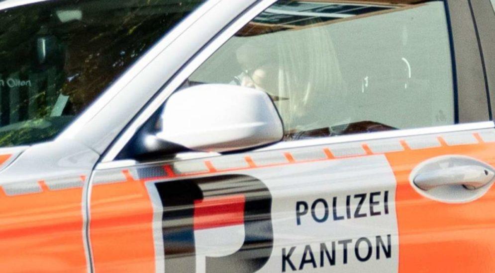 Bahnhof Olten - Frau unsittlich angefasst: 24-Jähriger festgenommen