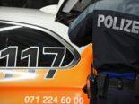 St.Gallen: 23-Jähriger greift Polizist an