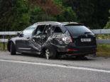 Unfall A1 bei Staad SG: Lastwagen streift stehendes Pannenfahrzeug