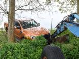 Dagmersellen LU: Schwerer Unfall auf der Autobahn A2