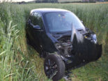 Inwil LU: Totalschaden nach Unfall