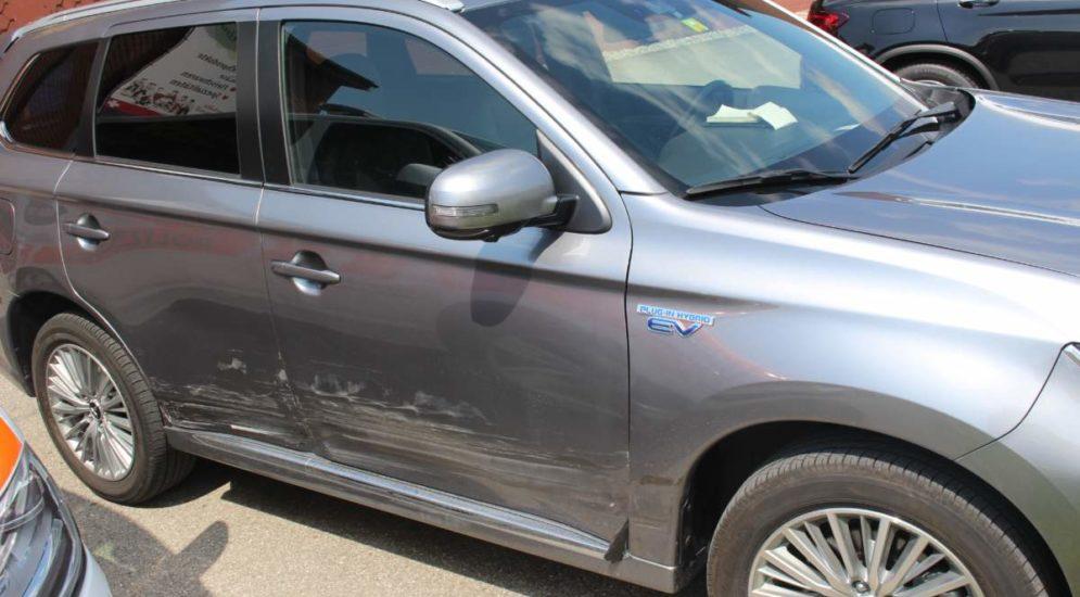 Appenzell AI: Unfall beim Einfahren in Hauptstrasse