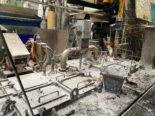 St.Gallen: Brand in Industriebetrieb