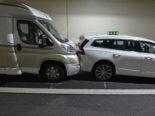A2 Horw LU: Unfall mit fünf Fahrzeugen führt zu langem Stau
