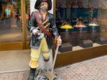 Stadt Schaffhausen: Grosse Piratenfigur gestohlen