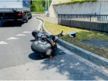 Altdorf UR: Töfffahrer bei Unfall durch LKW verletzt