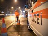 St. Gallen: Zu schnell unterwegs und deutlich alkoholisiert