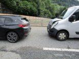 Autobahn A3 in Filzbach GL: Lenker bei Unfall verletzt