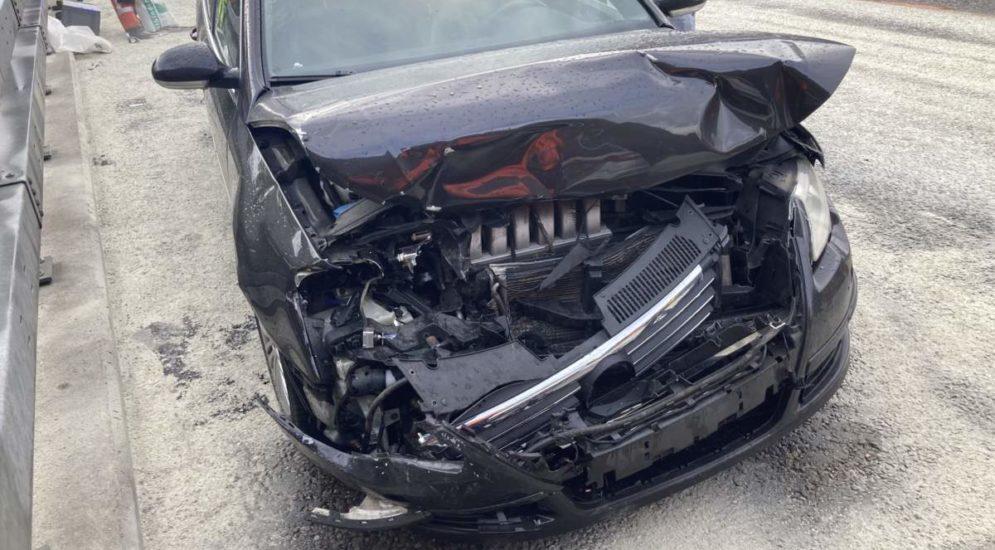 Filzbach GL: Rückstau wegen Unfall auf der Autobahn A3