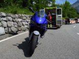 Unfall Urnäsch AR: Zwei Motorradfahrer kollidieren