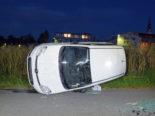 Pfeffikon LU: Autofahrer unter Drogeneinfluss Unfall verursacht