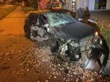 Frick, Oeschgen AG: Kosovare (34) baut Unfall nach Einbruch und endet im Knast
