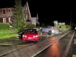 Sirnach TG - Unfall: Lenker (18) schläft ein und gerät auf Gegenfahrbahn