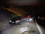 A1 Hunzenschwil AG: Autolenker flieht mit gestohlenem Wagen