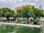 Dorf Brunnen SZ: Bis auf Weiteres für den Verkehr gesperrt
