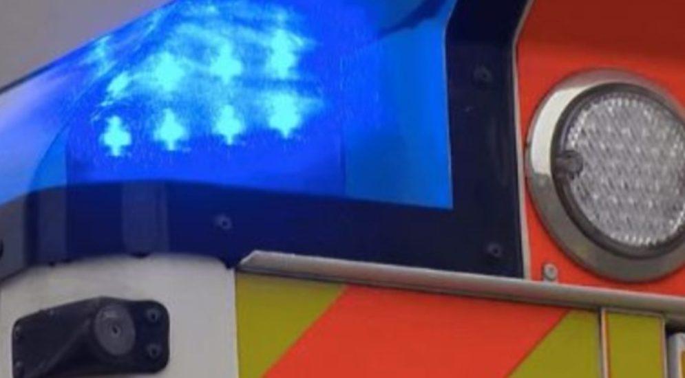 Bern BE - Radfahrerin von Anhänger überrollt und schwer verletzt