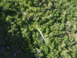 Conthey VS: Motorsegler-Pilot stirbt nach Absturz