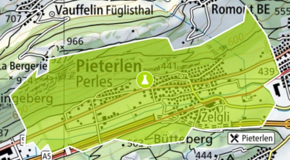 Pieterlen BE: Giftige Stoffe bei Brand in Chemiefirma freigesetzt