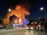 Bäch SZ: Wohnhaus bei Feuer vollkommen zerstört