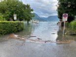 Obwalden OW - Angespannte Hochwassersituation