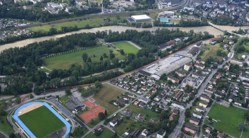 Hochwasser Aargau AG: Weiterhin erhöhte Bereitschaft!