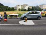 Oensingen SO: Fussgängerin von Auto erfasst und nach Unfall im Spital