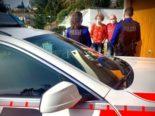 Hägendorf SO - Rund ein Dutzend Meldungen zu «falschen Polizisten»