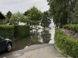 Kanton Freiburg FR: Hochwasserrisiken bleiben bestehen