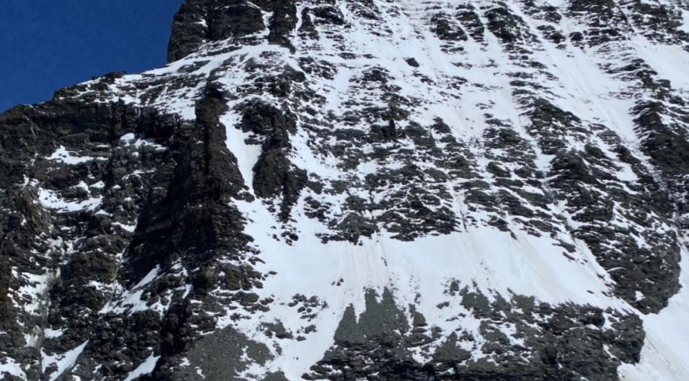Bergunfall Bourg-St-Pierre VS: Nach Sturz aus 250 Metern Höhe verstorben