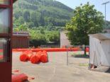 Kanton Aargau: Weiter Vorsicht an Ufern von Bächen und Flüssen