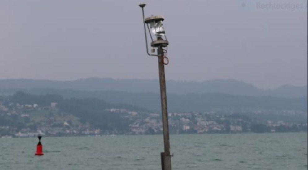Stäfa ZH: Zwei Verletzte nach Unfall mit Motorboot