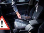 Kanton Wallis: Mehrere Fahrzeugdiebstähle und Diebstähle aus PW