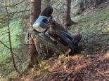 Todesopfer Stein SG: Bei Unfall 30 Meter den Hang hinunter gestürzt