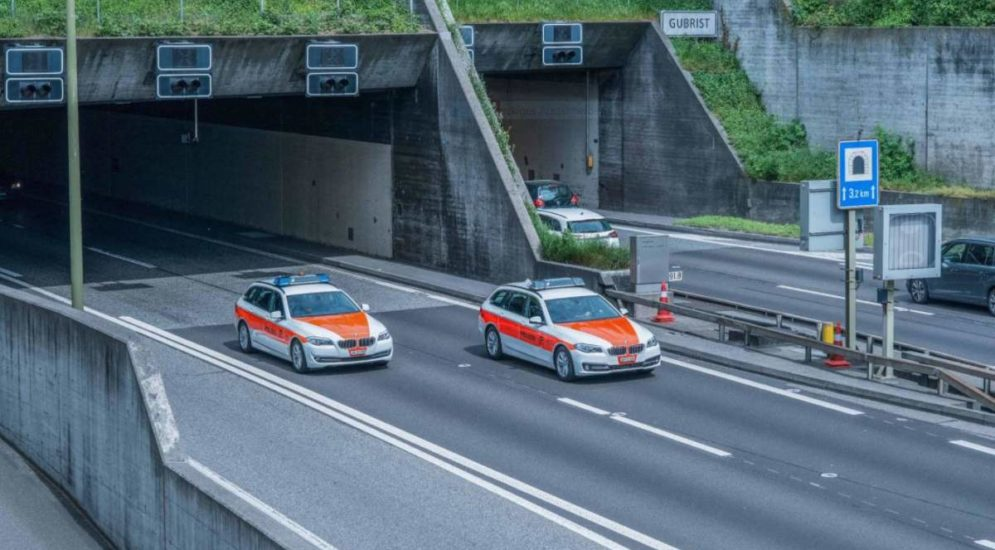 A1, Regensdorf ZH: Erheblicher Stau im Gubristtunnel