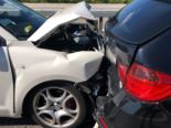 A1 Niederbipp SO: Heftiger Unfall zweier Fahrzeuge auf Überholspur