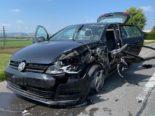 Unfall Wauwil LU: Autofahrer erheblich verletzt