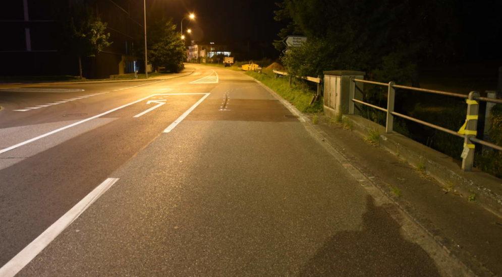 Wil SG: Autofahrer verursacht Unfall mit Motorrad