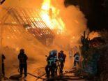 Scheunenbrand Rumisberg BE: Hühner, Kuh und Kalb starben wegen technischem Defekt