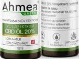 Schweiz - Rückruf CBD-Öl der Firma Ahmea GREEN AG