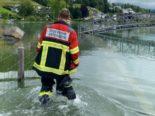 Kanton Zug: Update zur Hochwasser-Situation
