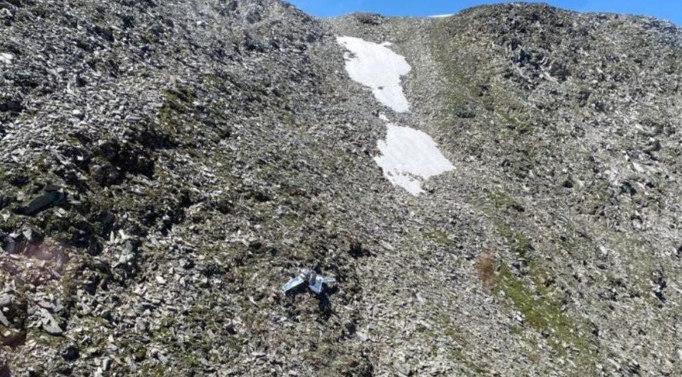 Hospental UR: Mann nach Absturz von Kleinflugzeug verstorben