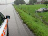 Niederurnen GL: Unfall auf der Autobahn A3