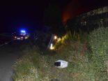 Unfall A1 bei Neuendorf SO: Auto landet auf Dach