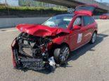 Unfall A1 Wettingen / Dietikon AG: In zwei Autos geprallt
