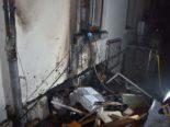 Rapperswil-Jona: Brand fordert 15'000 Franken Sachschaden
