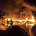 Grossbrand in Lachen SZ fordert Millionenschaden