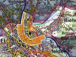 Basel-Stadt BS - Hochwasser Rhein