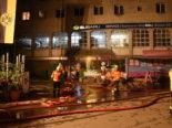 Gossau SG: Brand in Hundegeschäft