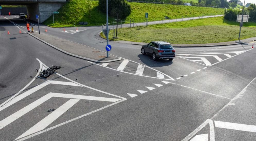 Buochs NW: Unfall fordert drei Verletzte (eine davon schwer)